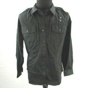 5.11 Tactical PDU Class-B Black Twill Shirt